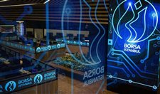 Borsa, tarihinde ilk kez 96 bini gördü