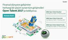 Open Talent İstanbul için 2017 başvuruları başladı