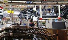 Otomotiv üretimi yüzde 8 arttı