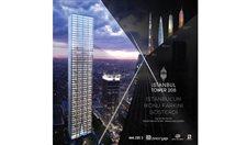 İstanbul'un yeni ikonu İstanbul Tower 205