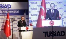 Erdoğan, TÜSİAD YİK