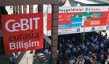 """""""CeBIT Bilişim Euroasia Fuarı """" ertelendi"""