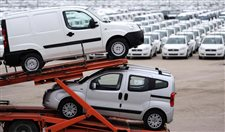 Otomotiv pazarı yüzde 5.5 daraldı