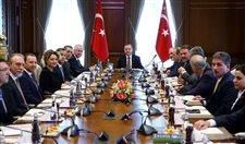 TÜSİAD Yönetim Kurulu, Erdoğan ile görüştü
