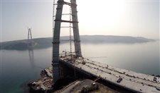 Üçüncü köprü mayısta açılacak