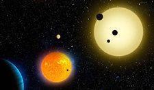 NASA: 7 yeni gezegen keşfedildi