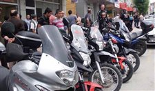 Motosiklet pazarı 2015