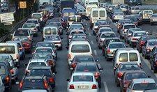 Trafiğe 1 yılda 1 milyon taşıt eklendi