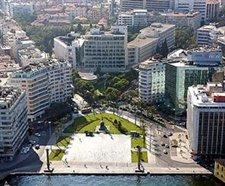 Kentsel dönüşüm  İzmir'i yenileyecek